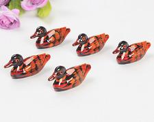 Cute Duck Chopstick Rest Novelty Lovely Kawaii Gift Resin Set of 1 ,2 or 4 UK