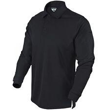 Condor Performance Long Sleeve LS Athletic Tactical Polo Shirt 101120 S-XXL