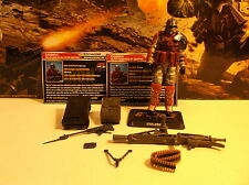 GI JOE 50th Anniversary Iron Grenadier Action Figure 100% complete