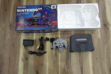Nintendo 64 Console Complete N64 Japan K153
