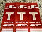3-Day Parking Pass - Lot T - 2021 Formula 1 United States Grand Prix (F1 USGP) For Sale