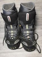 Vans  Black Snowboarding Boots US Men's Size 10