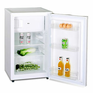 Kühlschrank mit Gefrierfach (88 Liter) E (4-Sterne-Gefrierfach -18°C) 50cm