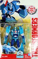 Transformers Warrior Class ~ Autobot BLURR Action Figure ~ Robots in Disguise