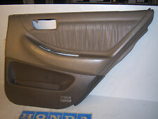2000 accord v6 EX 4dr right passenger rear tan leather door panel