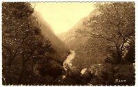 CPA 04 Alpes de Haute-Provence les gorges du Verdon Vue d'ensemble