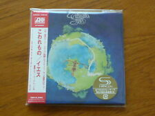 Yes: Fragile SHM CD Japan Mini-LP WPCR-13515 SS (rick wakeman jon anderson Q