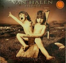 Van Halen Balance Colored Vinyl NEW