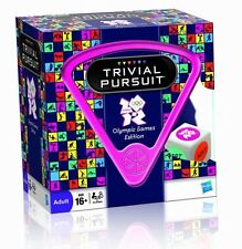 Trivial Pursuit - London 2012 Olympic Games Edition. New/Boxed. Free p&p.