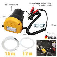 60W / 12V Ölpumpe Ölabsaugpumpe Absaugpumpe Ölwechsel Dieselpumpe Motoröl Heizöl
