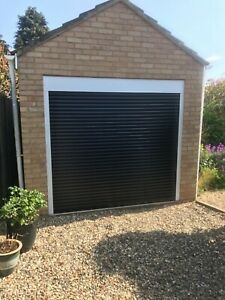 Electric Roller Garage Doors, Made To Measure , wide range of colours