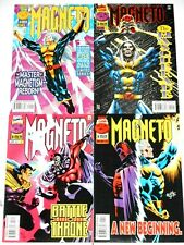 Magneto #1-4 Complete Set NM (9.4) 1996 Limited Series - Low Shipping!