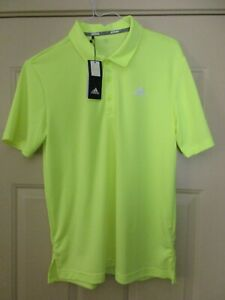 Adidas Golf Polo Shirt Size Small New With Tags List Price $55