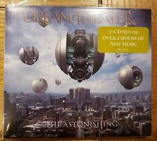 Dream Theater The Astonishing 2 CD digipak like new with hype sticker
