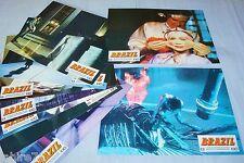 BRAZIL !  Terry Gilliam tres rare  jeu  24 photos cinema  lobby cards