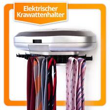 Elektrischer Krawattenhalter für 30 Krawatten & Gürtel - Elektronischer Butler