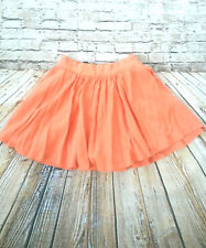 XHILARATION Flare Mini Skirt Attached Shorts Rayon Elastic Waist Women's Size XS