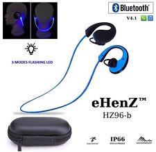 casque écouteur Sports sans fil iphone samsung sport bluetoothv4.1 HZ96 eHenZ©