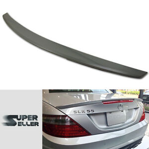 Fit For Mercedes Benz SLK R172 A STYLE REAR BOOT TRUNK SPOILER 11 19