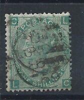 Grande Bretagne N°37 Obl (FU) 1867/69 Planche 4 - Victoria