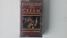 CREAM   STRANGE BREW - THE VERY BEST OF CREAM  CASSETTE TAPE