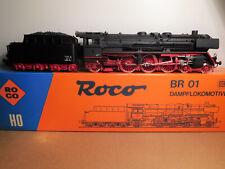ROCO HO réf 04119 B LOCO A VAPEUR DB BR 01.