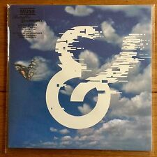 "Muse -   Butterflies & Hurricanes 7"" Clear Vinyl"