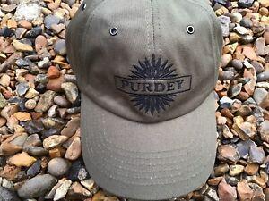 Purdey Cap