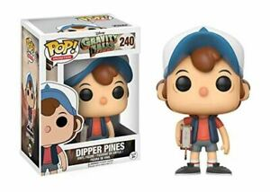 MINT Gravity Falls Dipper Pines Funko Pop Figure #240