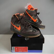 Nike SB Dunk Pro High Brian Anderson Camo Orange US8.5