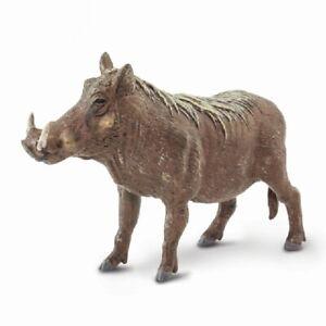 Safari ltd 100512 Warthog 3 7/8in Series Wild Animals Novelty 2020