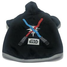 Petco Star Wars Light Up Light Saber Hoodie for Dogs Size Large