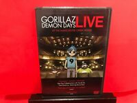 Gorillaz - Demon Days Live (DVD, 2006) -B622