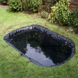 Pond Liner for any size 200G/SM Extra thick, hard to find this GSM the Market