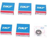 Getriebelager Set KH inklusive Wellendichtringe f/ür Speedake 50cc Speedfight 1 2 Squab