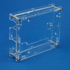 Clear Acrylic Transparent Case Shell Enclosure Computer Box UNO R3 Great