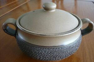 Denby Cotswold Casserole Dish With Lid