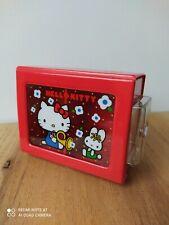 Vintage Hello Kitty Sanrio 1976 jewellery stationary box Japan retro
