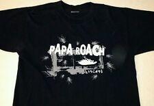 Papa Roach Infest Come To Papa Mens Large L Shirt Vintage yr 2000 Rock Metal