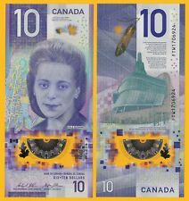 Canada 10 Dollars p-new 2018 UNC Banknote