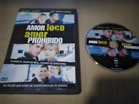Amour Fou Amour Interdit DVD Kirsten Dunt Jay Hernandez