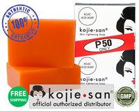 KOJIE SAN KOJIC soap skin whitening lightening 65g 2 pcs OFFICIAL USA KOJIESAN