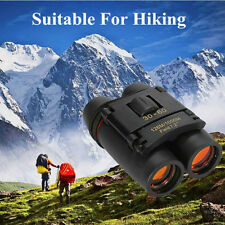 30x60 Zoom Day Night Vision Outdoor Travel Scope Folding Binoculars Telescope US