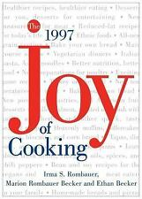 The Joy of Cooking by Irma S. Rombauer, Ethan Becker Marion Rombauer Cookbook