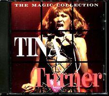 TINA TURNER - THE MAGIC COLLECTION - CD ALBUM [2116]
