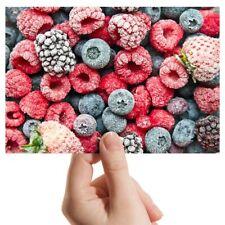 "Photograph 6x4"" - Mix of Frozen Berries Smoothie Art 15x10cm #21892"