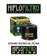 HiFlo HF204RC 650 V-2 KVF750 Kawasaki YFM700 Yamaha ATV Quad Offroad Oil Filter