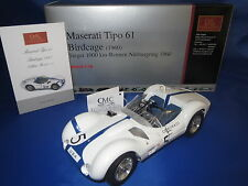 CMC M - 047 Maserati Tipo 61 Birdcage (1960) Sieger Nürburgring #5 1:18  OVP !!