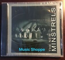 The New Minstrels,Silver Series CD- OPM Music