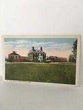 St Luke's Hospital New Bedford MA postcard 1920s